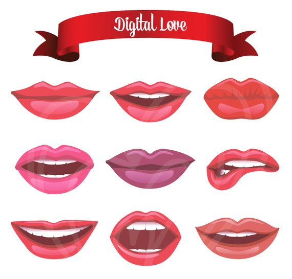 Mouth clipart printable. Pin on products