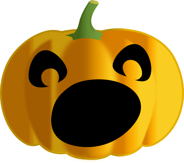 Mouth pencil and in. Pumpkin clipart basic