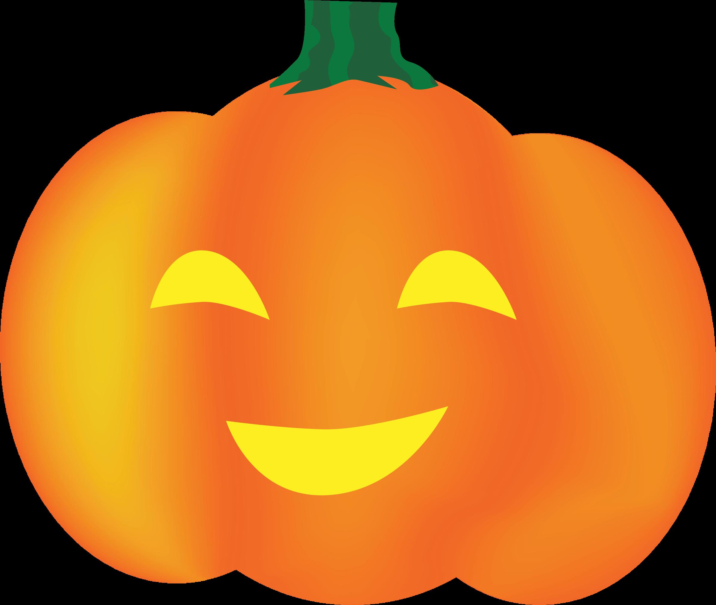 Smiley big image png. Clipart smile pumpkin