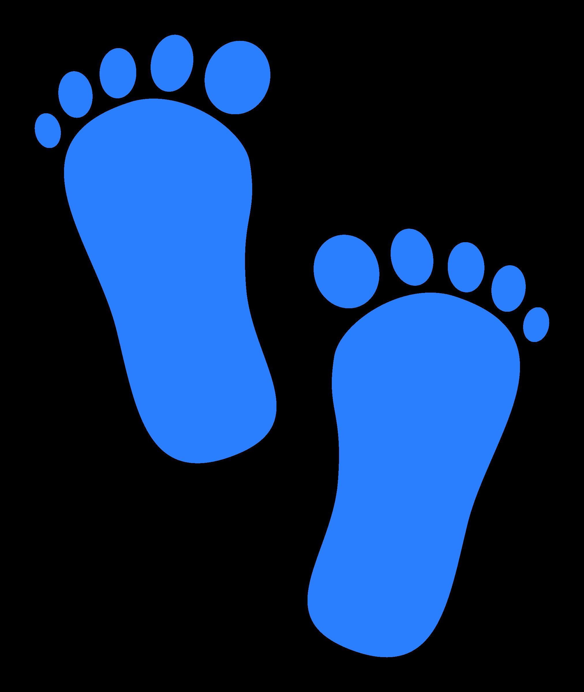 Footsteps clipart far distance. Footprint quiet foot free