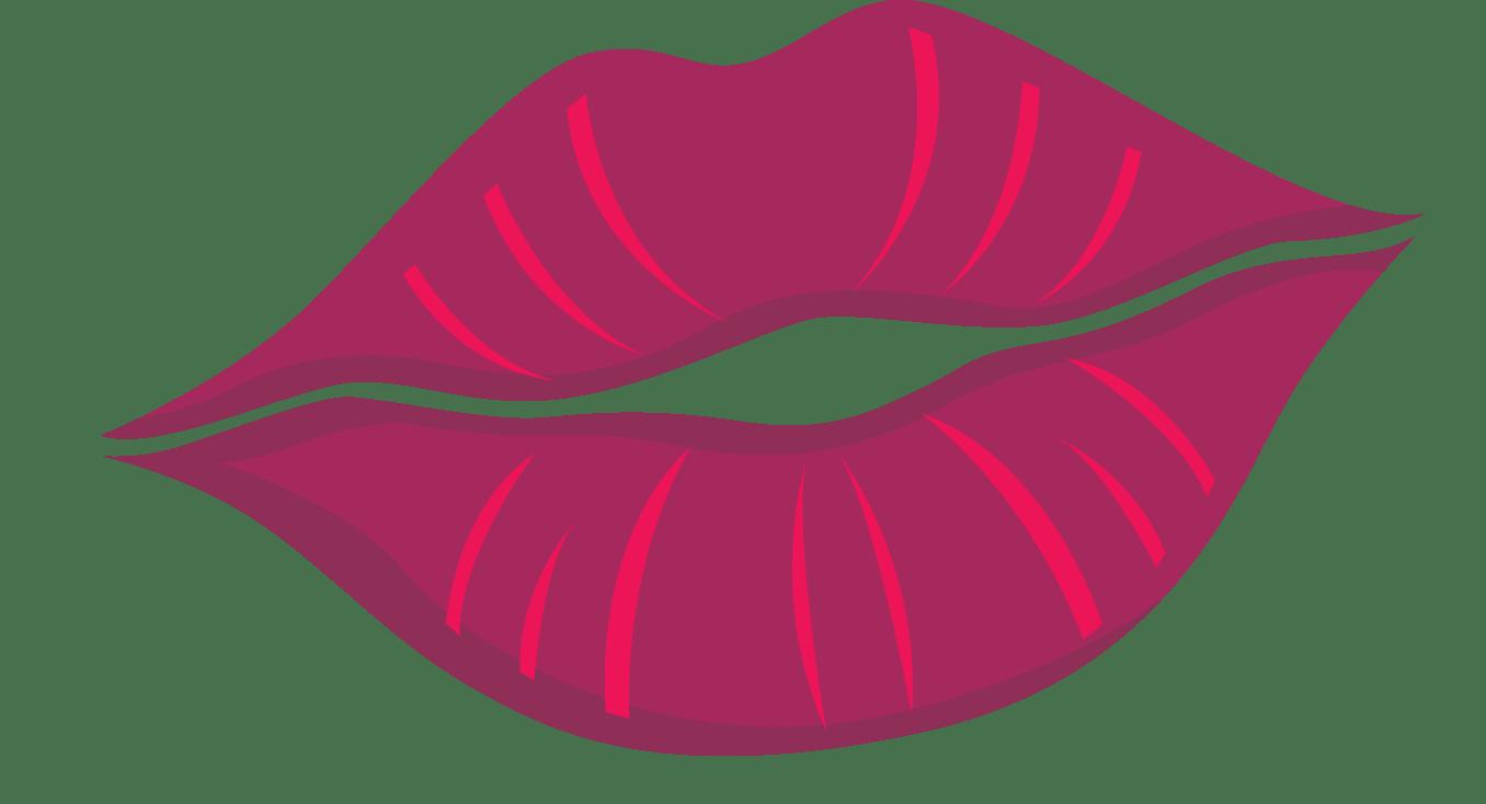 Lips clipart lipstick lip. Cartoon purple transparent png
