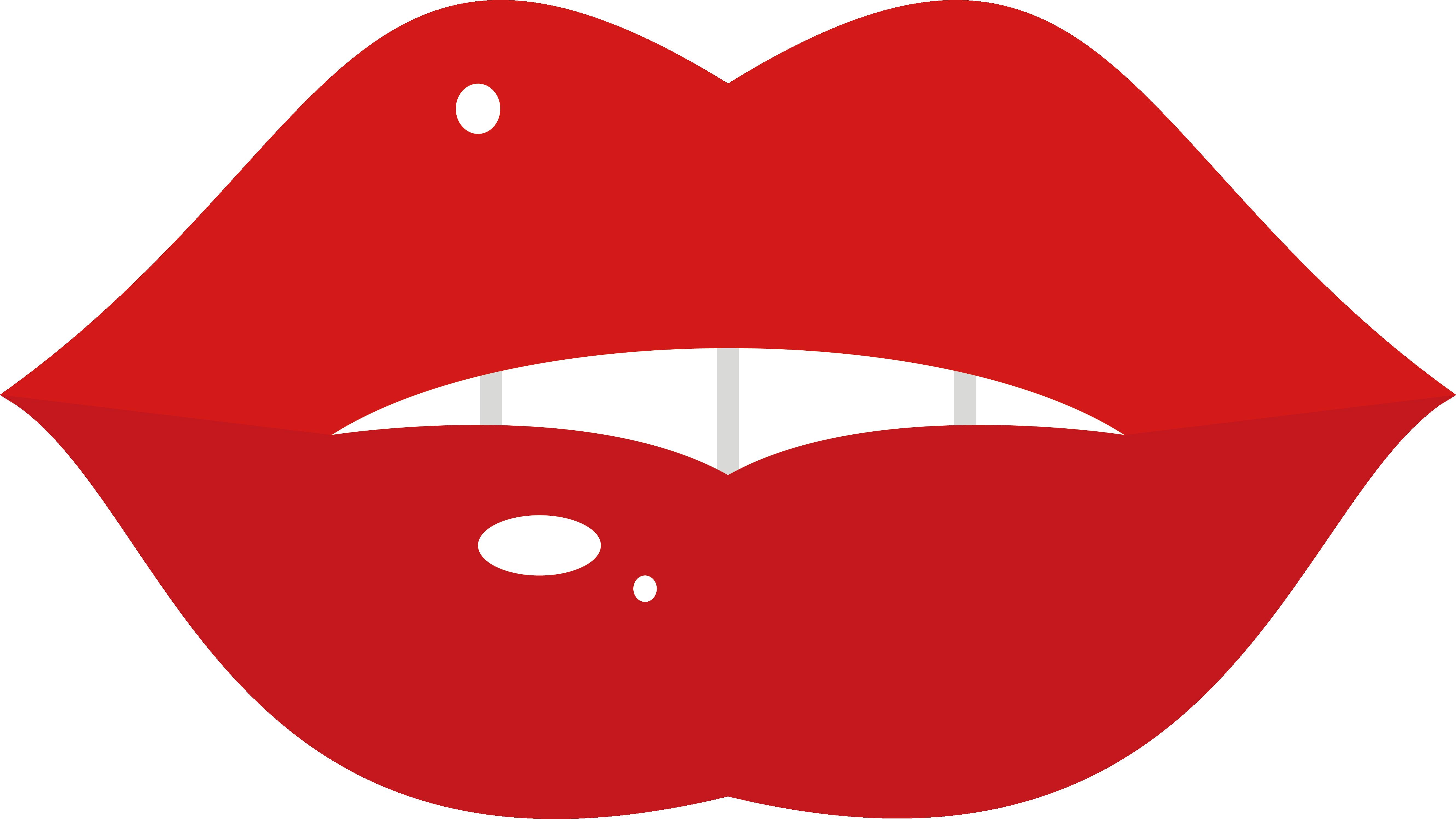 Clipart smile red lip. Heart clip art sexy