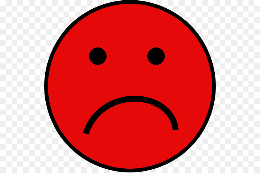 Clipart mouth sad face. Smiley background emoticon circle