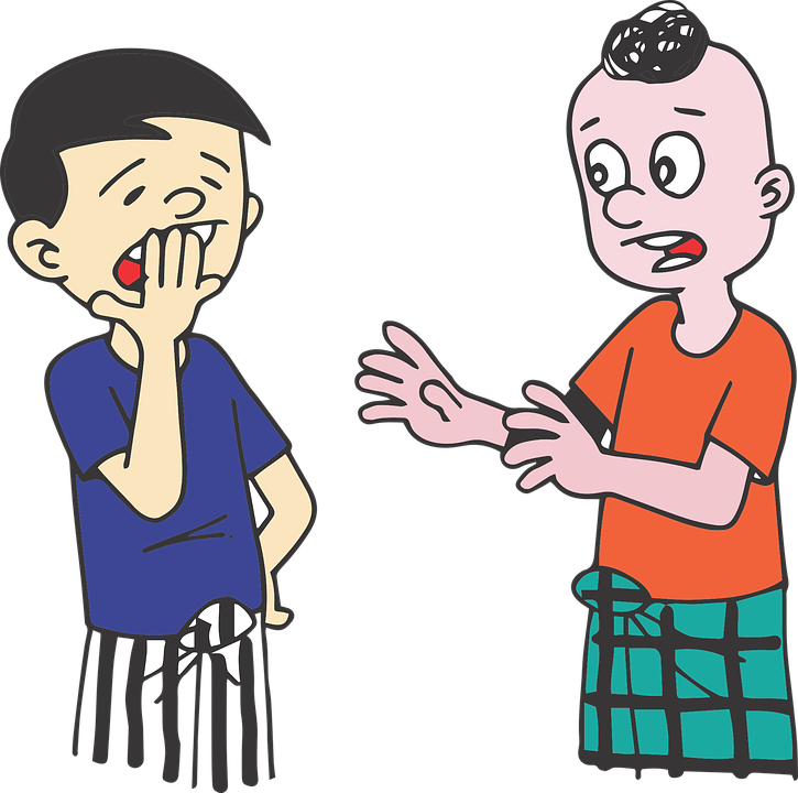 Collection of people cliparts. Clipart mouth sick