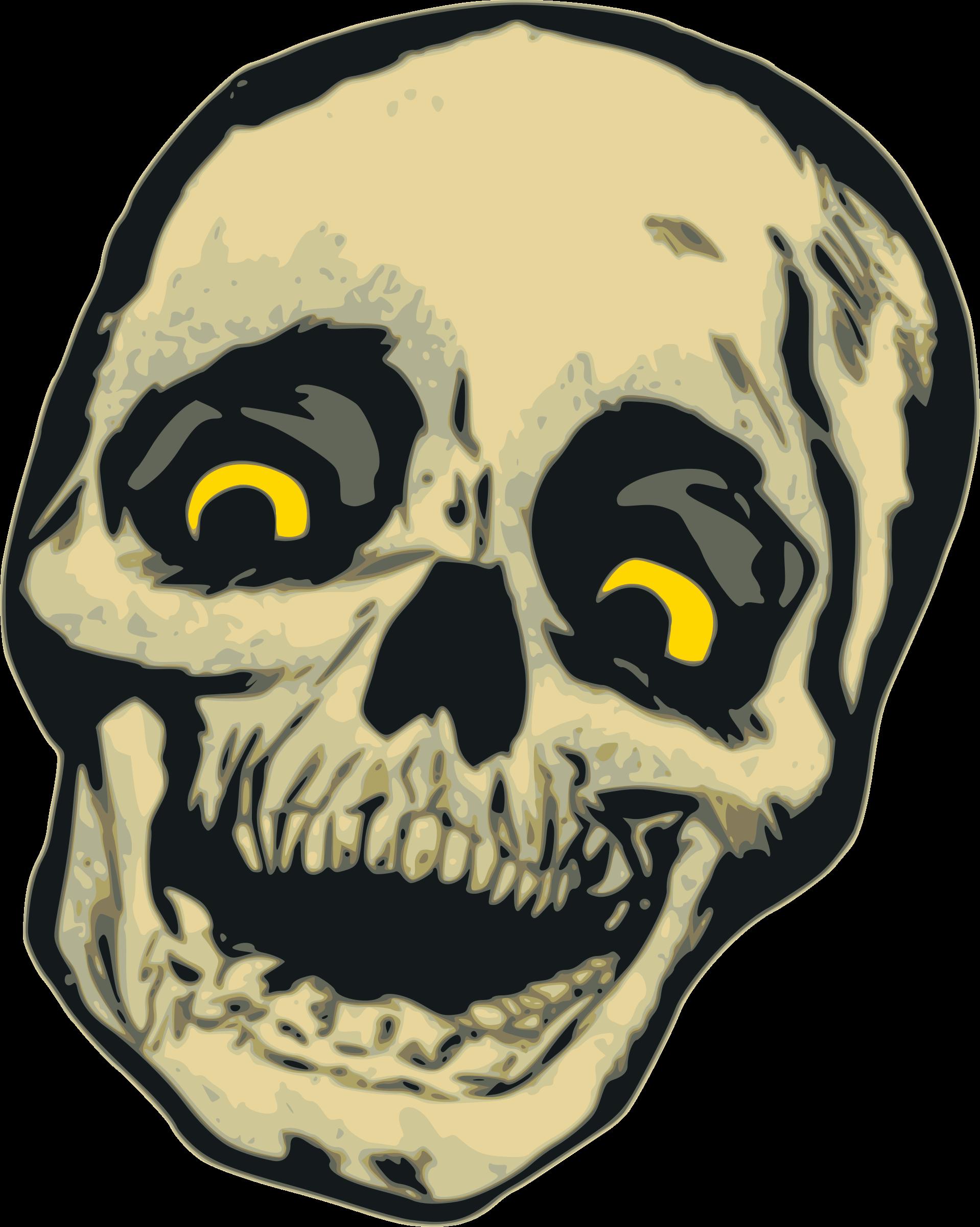 Cackling big image png. Clipart mouth skull