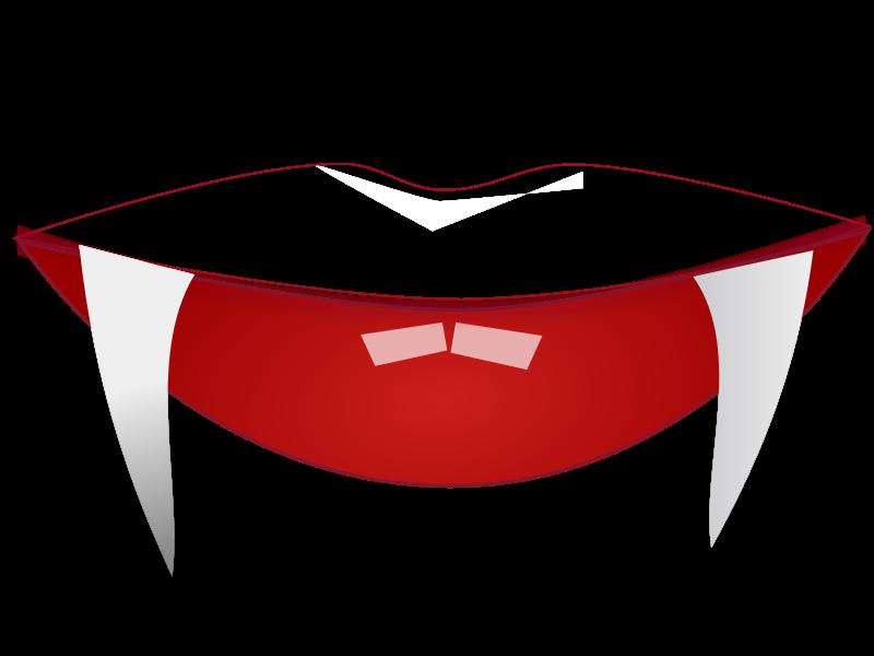 Vampire clipart lip. Design your custom t