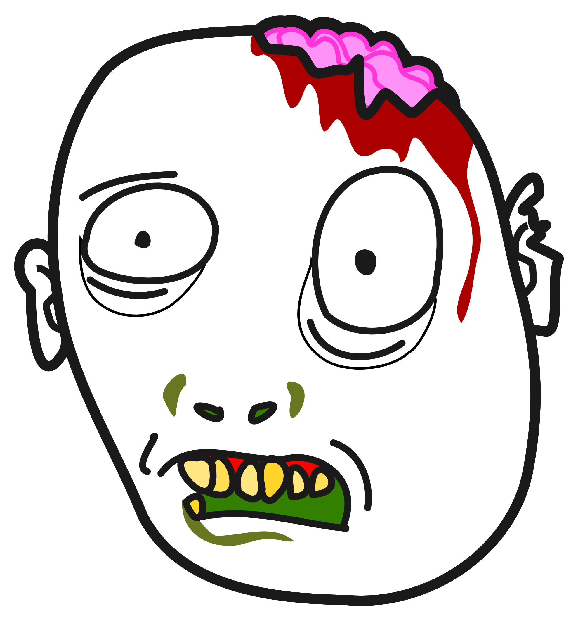 Panda images zombieclipart. Zombie clipart royalty free