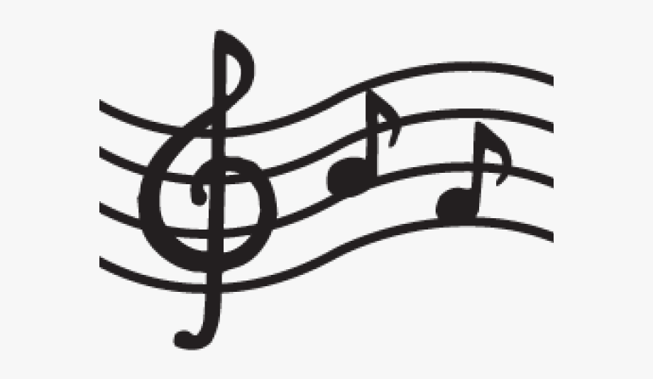 Music notes clip art. Musical clipart