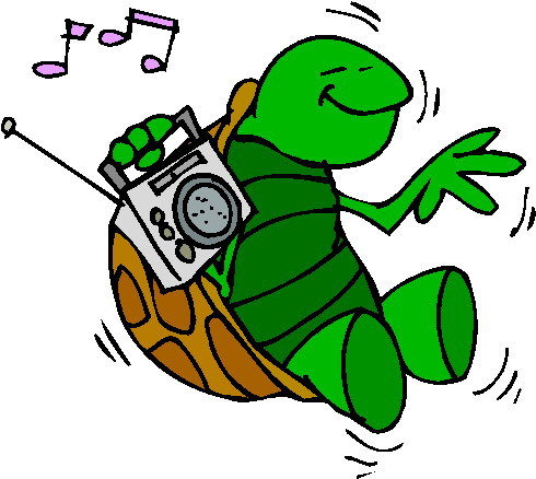 Music clipart. Clip art activities listening