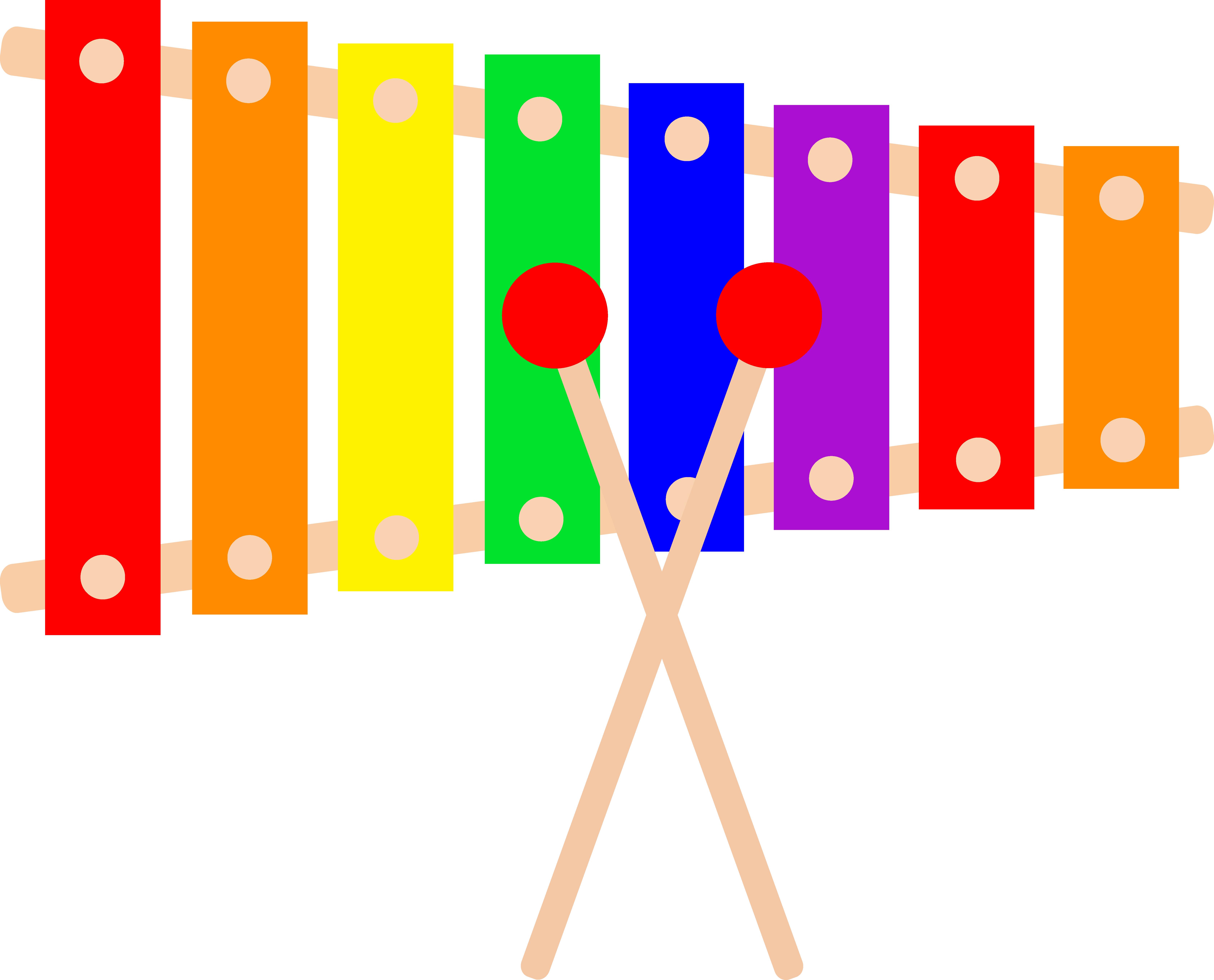 Xylophone clipart larawan. Preschool programs hills learning