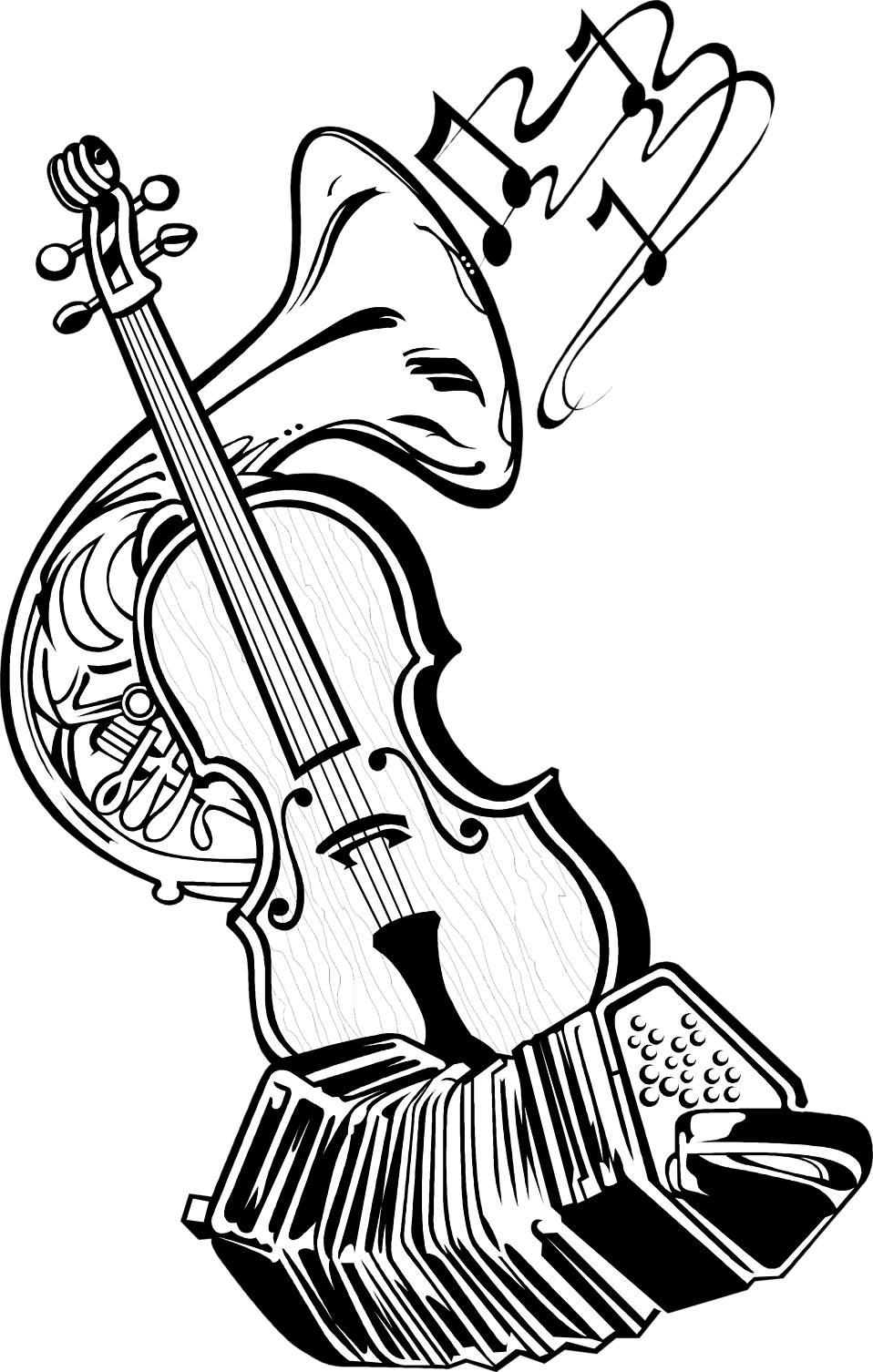 Tool clipart music. Instruments free stock photo