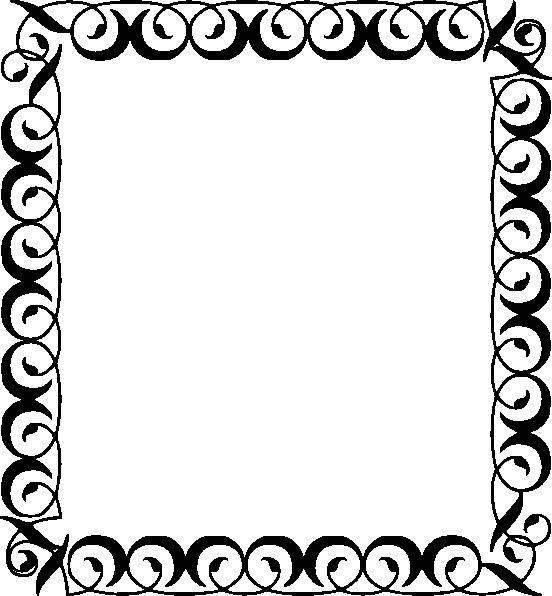 Clipart vegetables border design. Clip art at clker