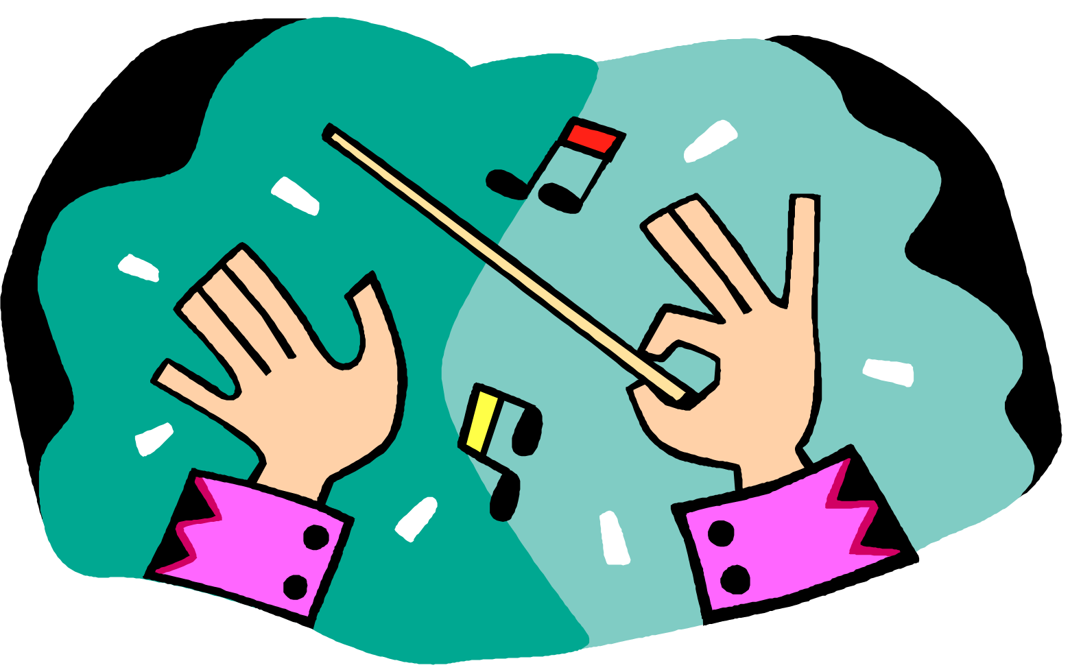 collection of choir. Orchestra clipart band church