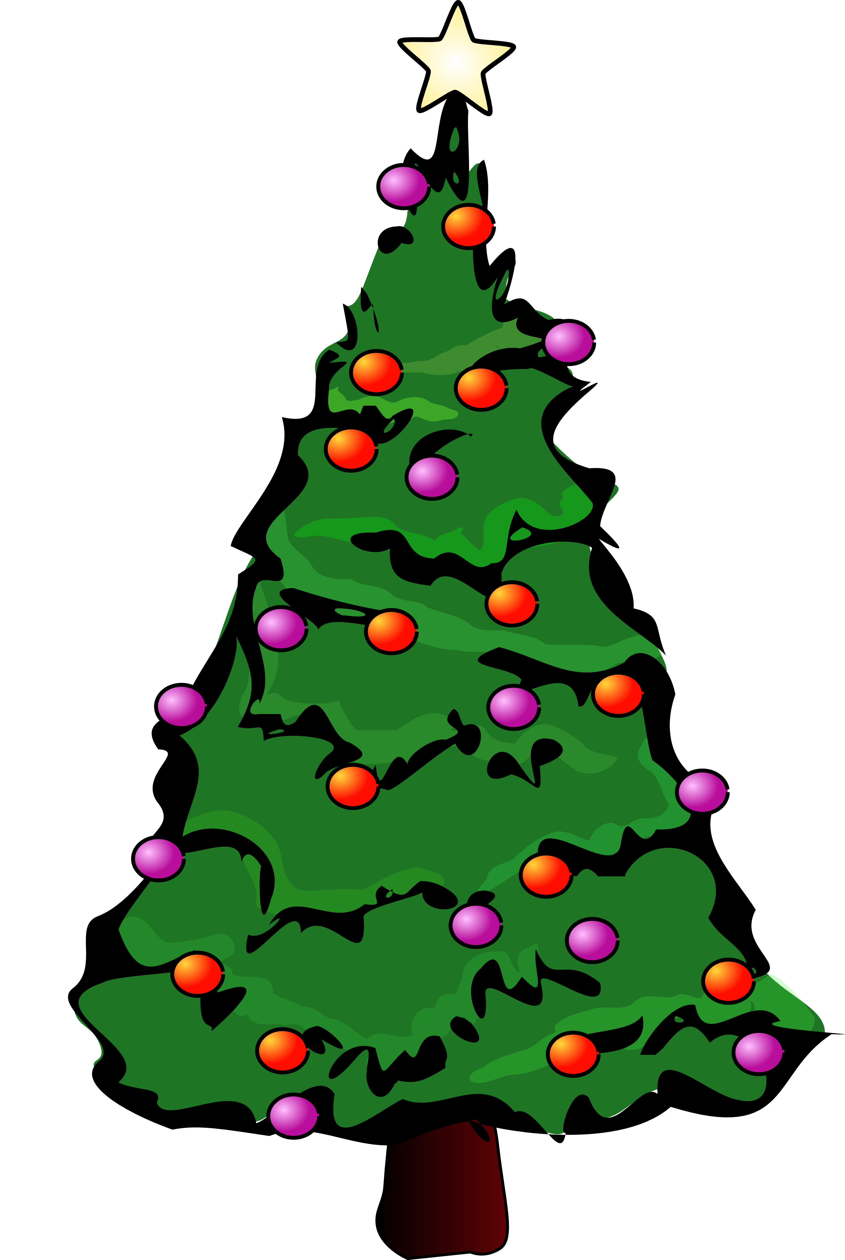 Clipart music christmas tree. Abstract panda free images