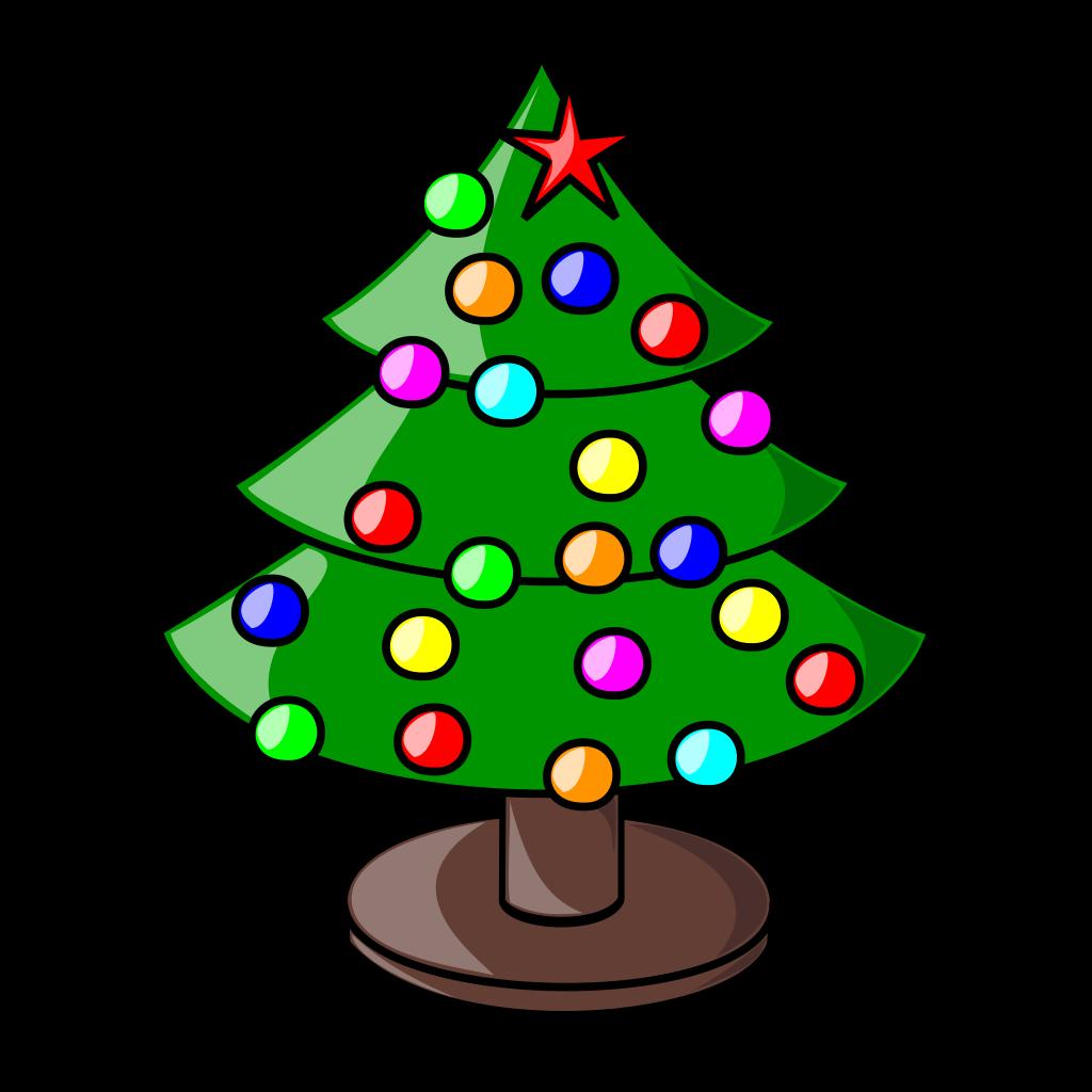 December clipart christmas tree. File xmas svg wikimedia