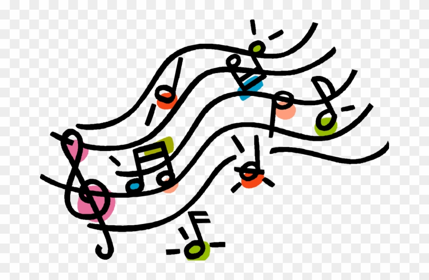 Music clipart clear background. Transparent png download