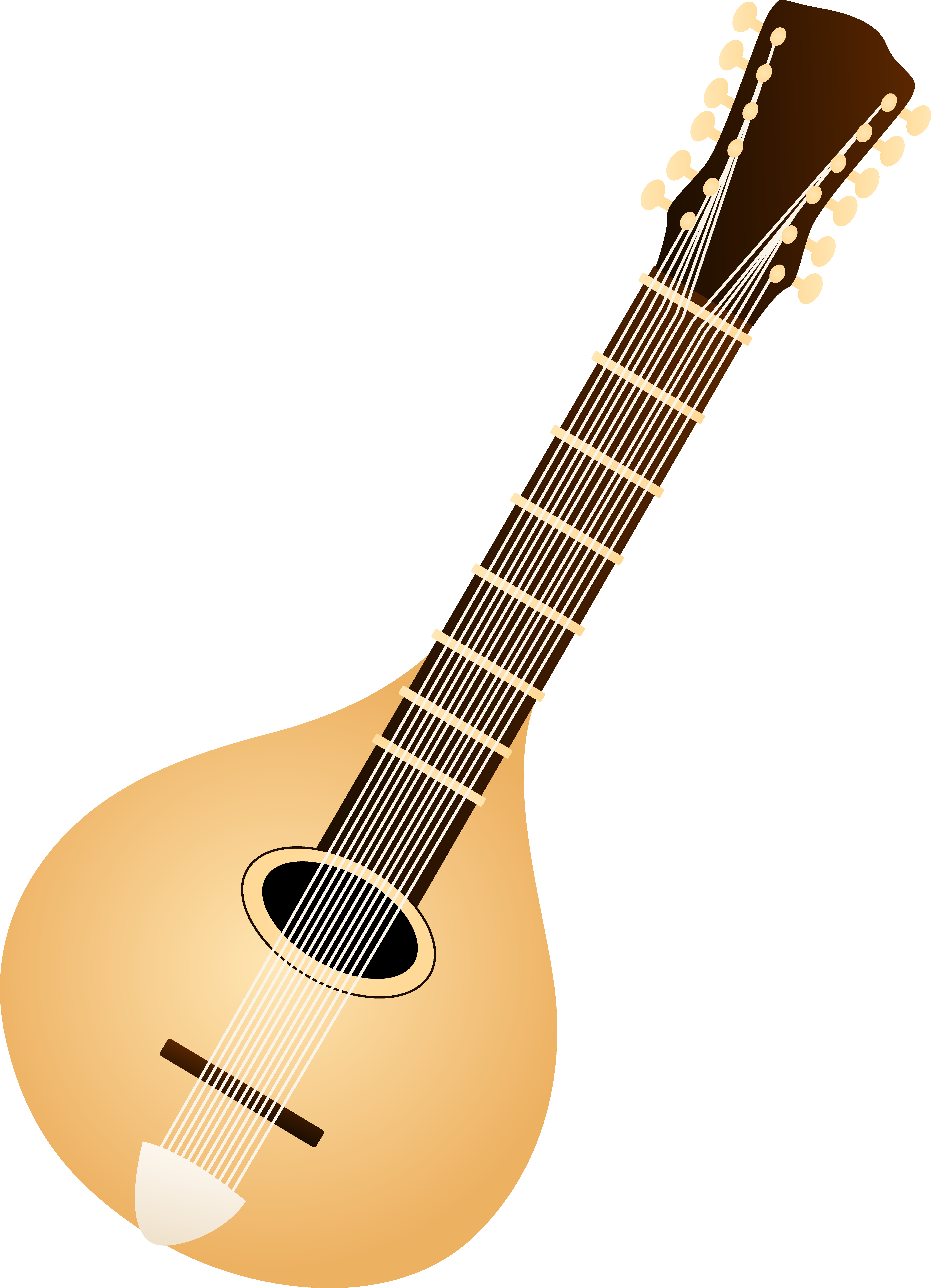Clipart music country. Mandolin at getdrawings com