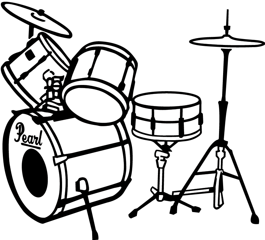 Png . Drums clipart music thing