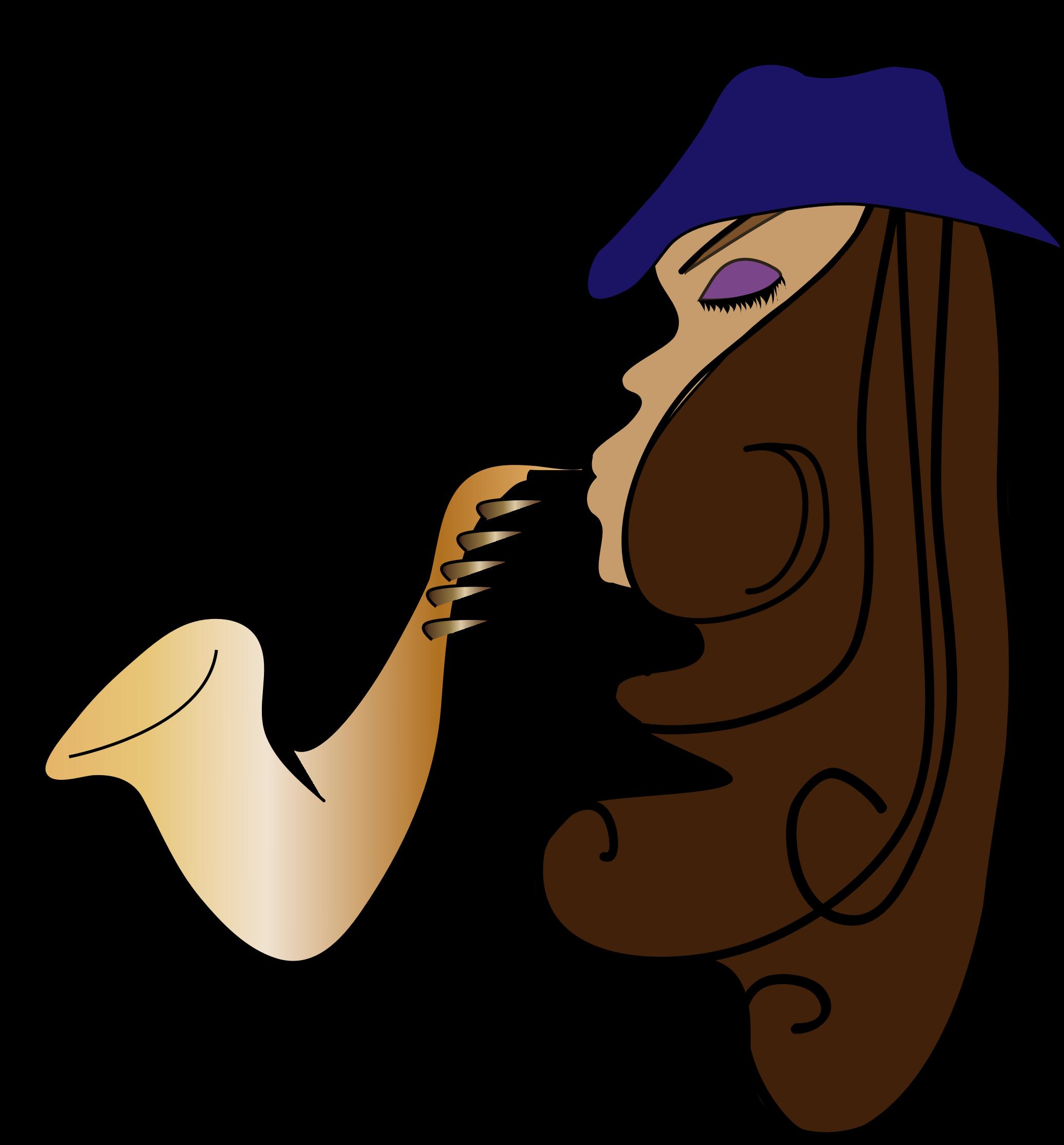 musical clipart jazz