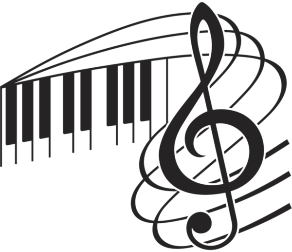 Piano clipart musique. Note de everything about