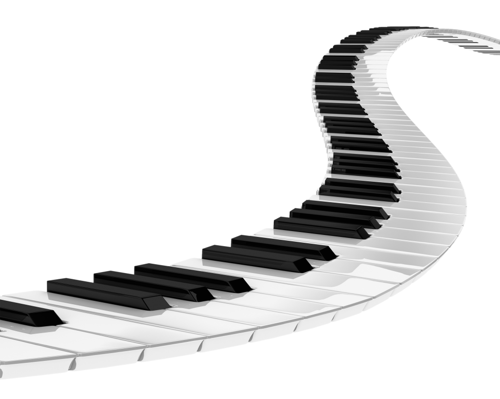Piano clipart portable. Musical keyboard clip art