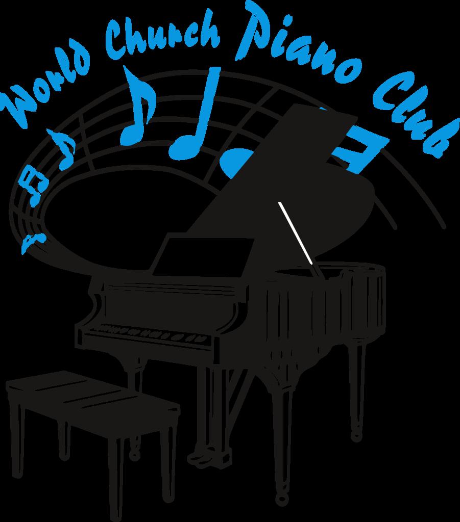 Club membership herald publishing. Piano clipart ragtime