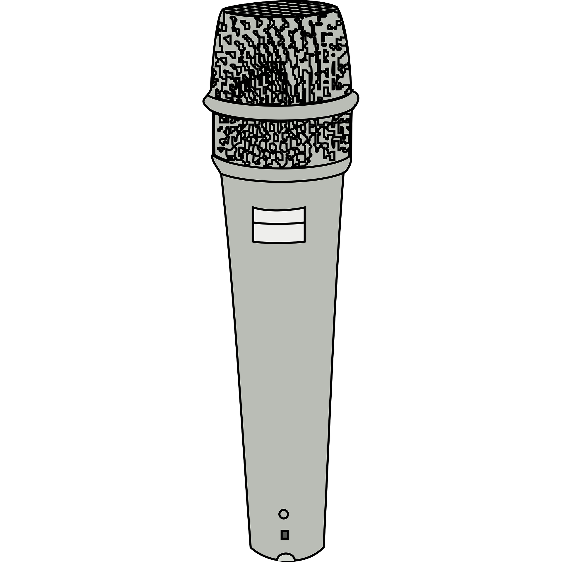 Clipart music microphone. Illustration london mums magazine