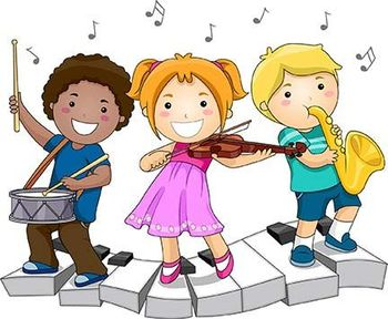 Listening to plan . Clipart music music lesson