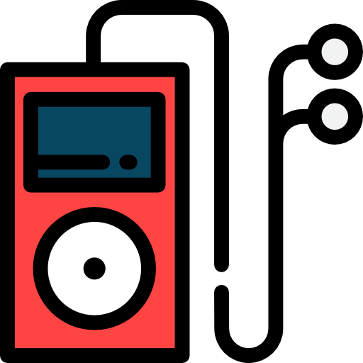 Download free png player. Electronics clipart music thing