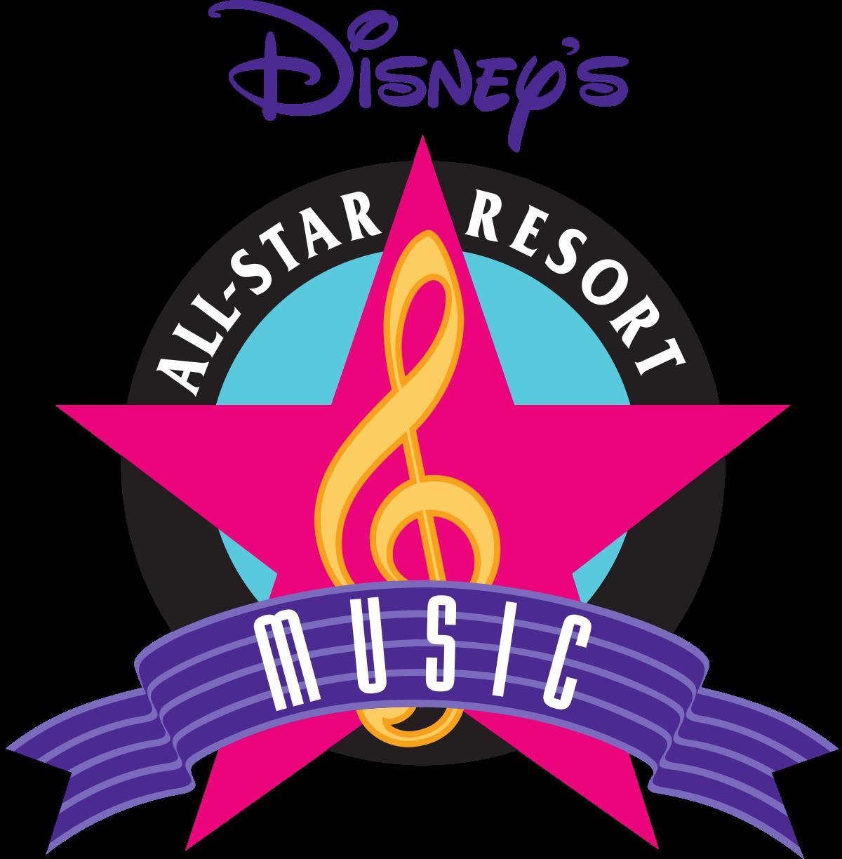 Disney s all star. Clipart music music room