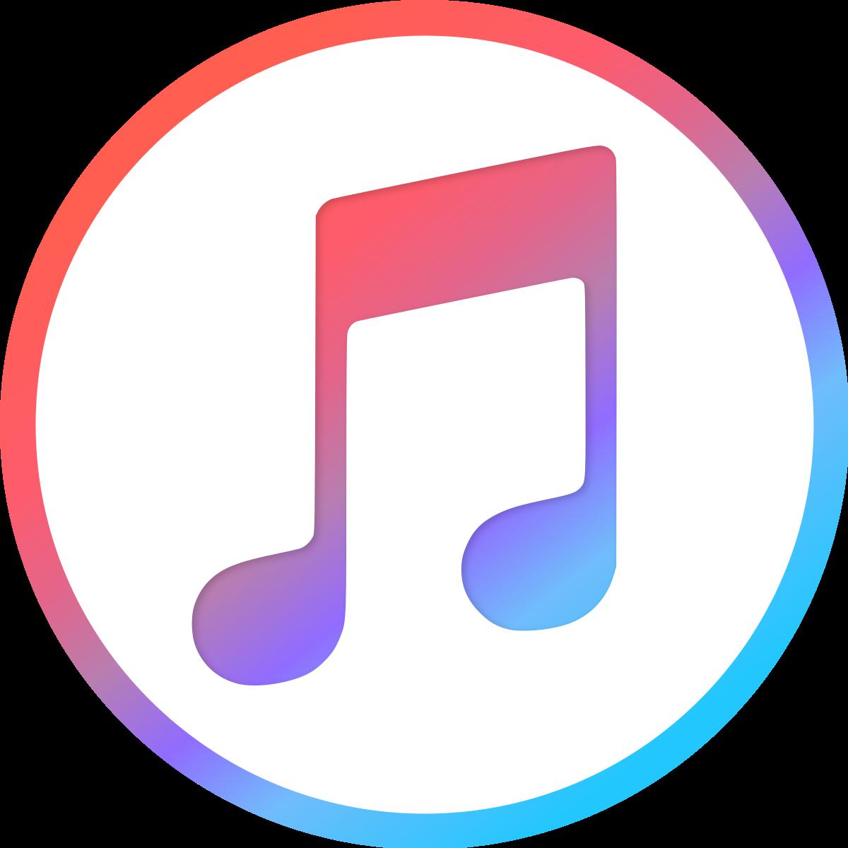 Itunes wikipedia . Clipart music music room