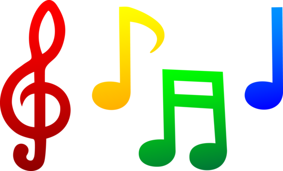 Note clipart music symbol. Free clip art of