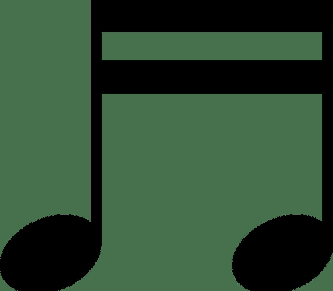 Symbols transparent png images. Clipart music music symbol