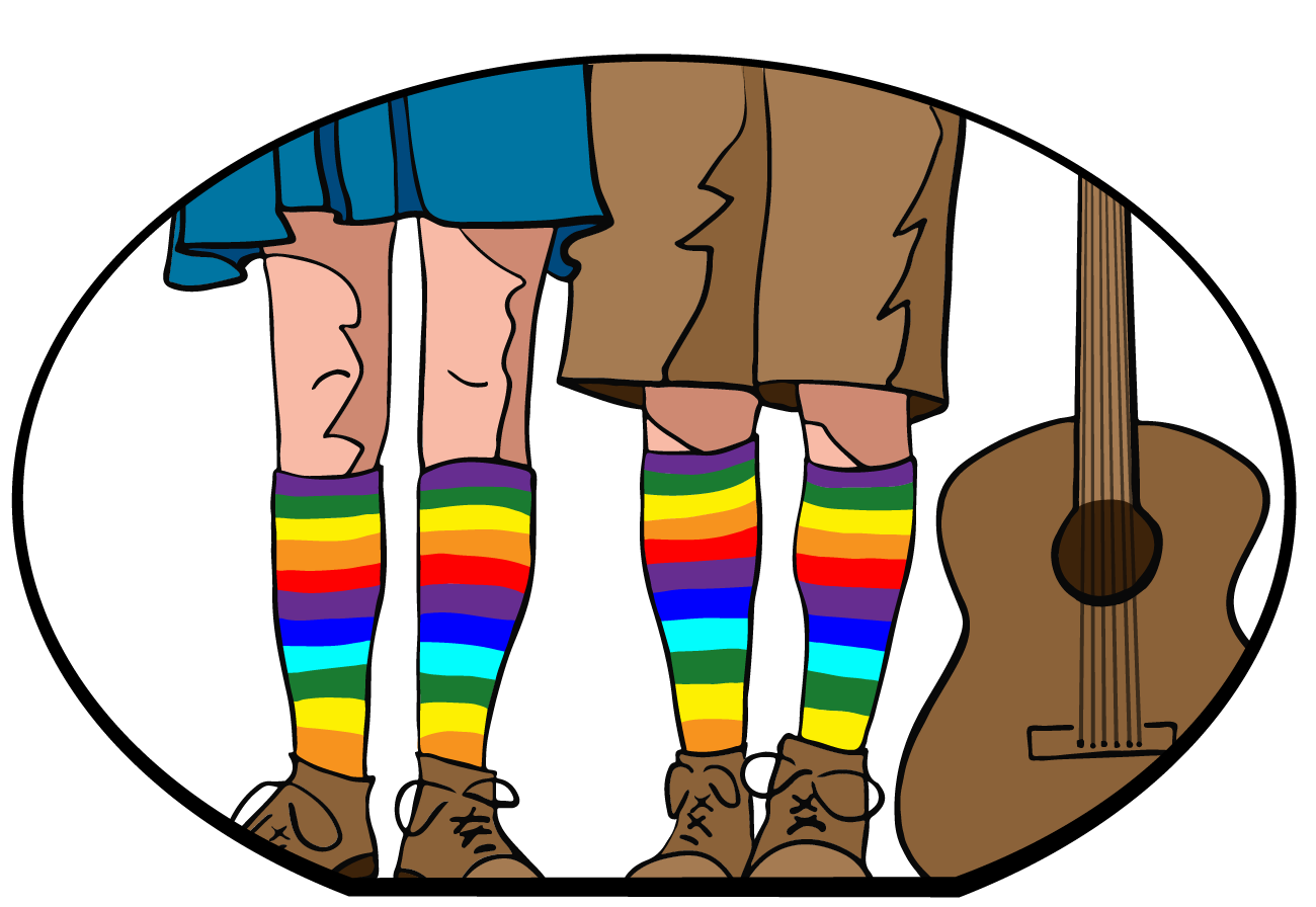 Collection of free assembling. Clipart music program