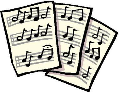 Music program clip art. Jazz clipart band class