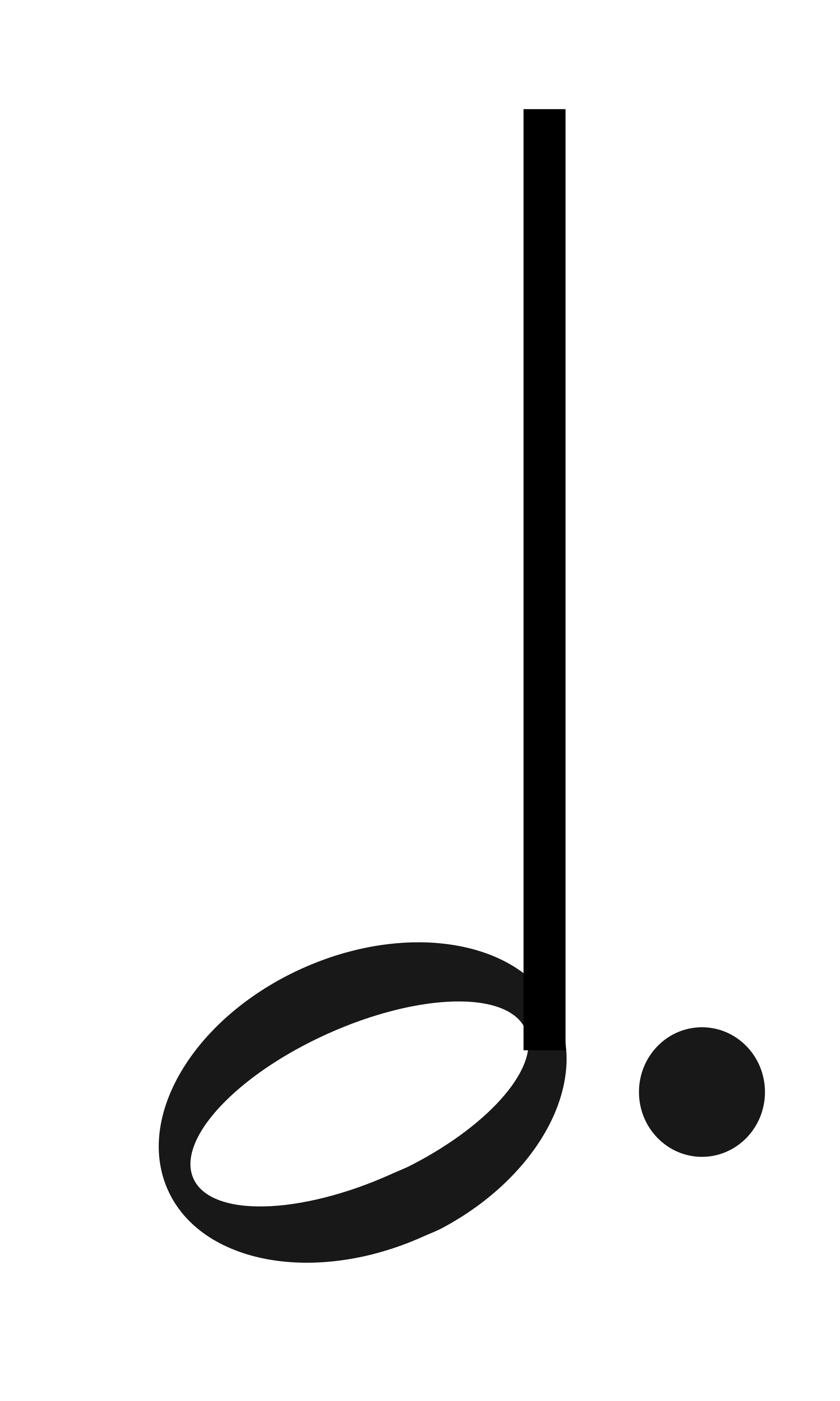 Clipart music quarter note. How dotted notes work