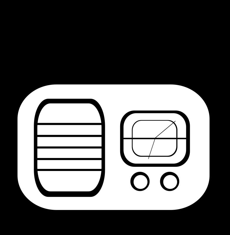 Radio ara ask germain. Donation clipart black and white