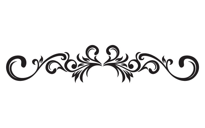 Decorative clipart squiggly line. Scrollwork frames illustrations hd