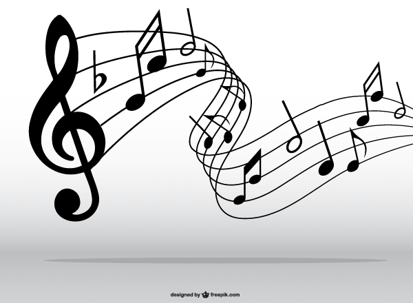 Clip art free notes. Note clipart music symbol