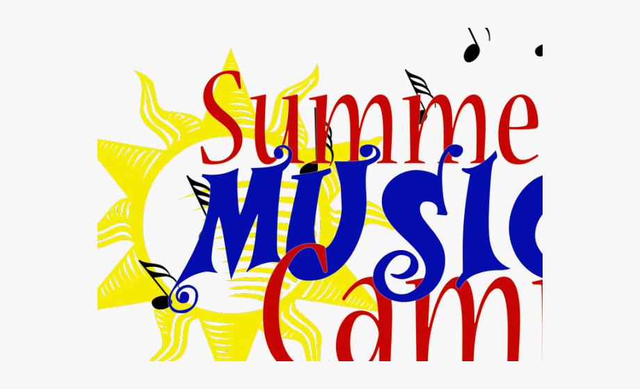 Clipart music summer. Musician camp