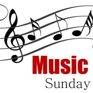 First presbyterian church of. Clipart music sunday