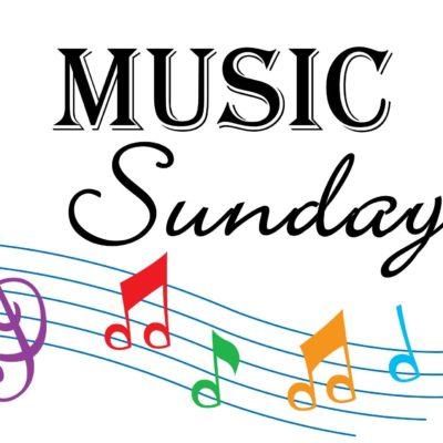 Clipart music sunday. Mount royal mennonite church