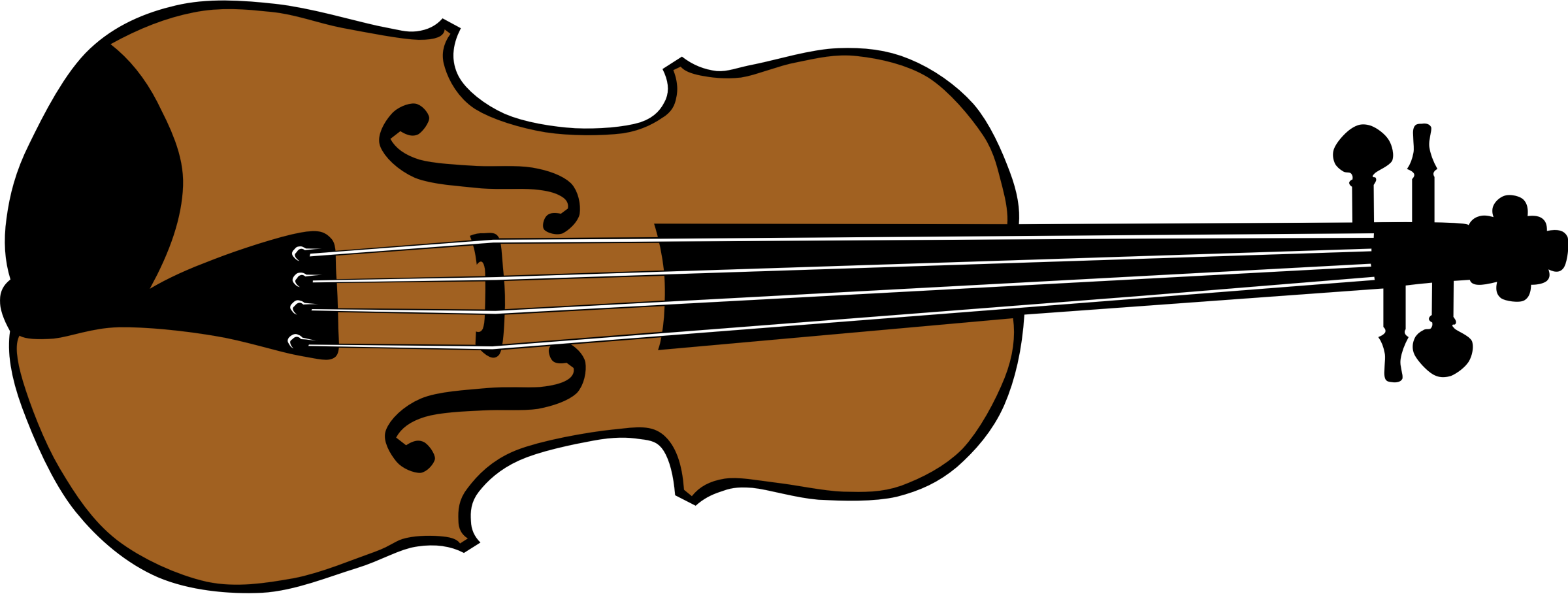 Clipart music violin. Big image png