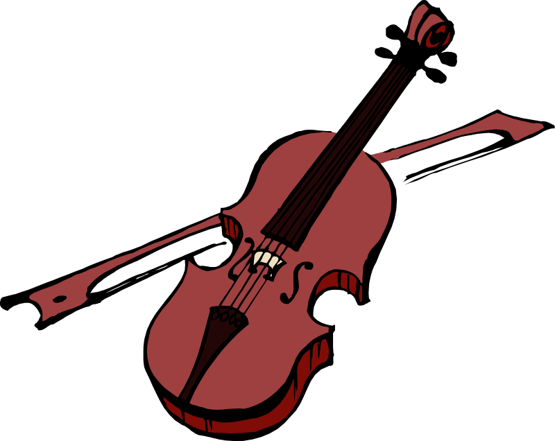 Music clipart clear background. Violin free stock photo