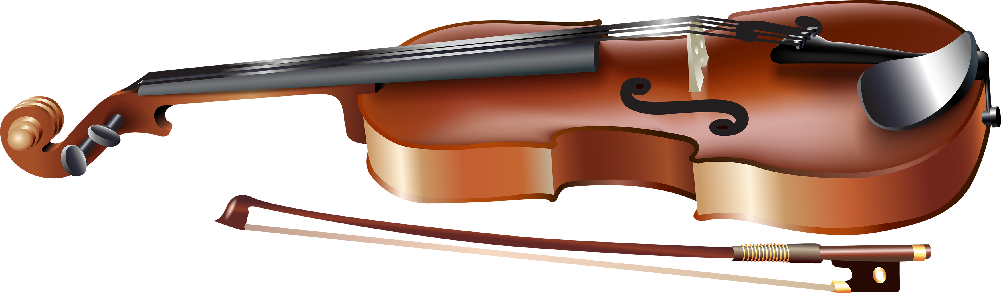 Bow png image purepng. Clipart music violin