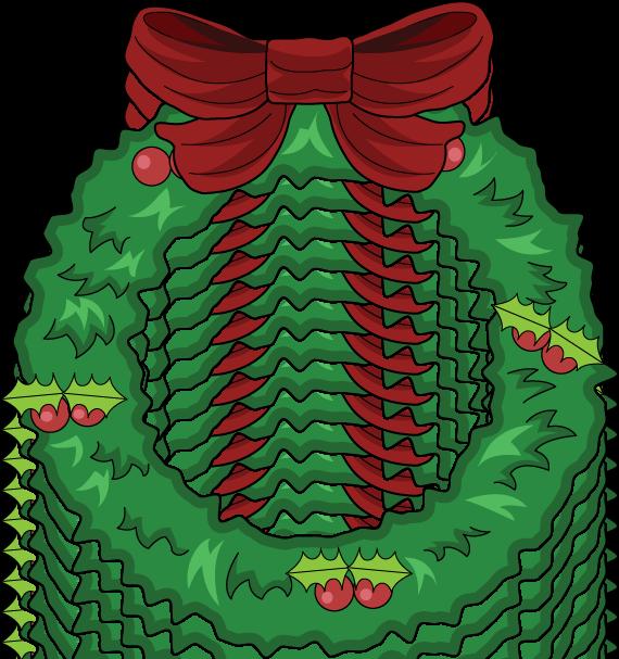 Images clipartix . Free clipart wreath
