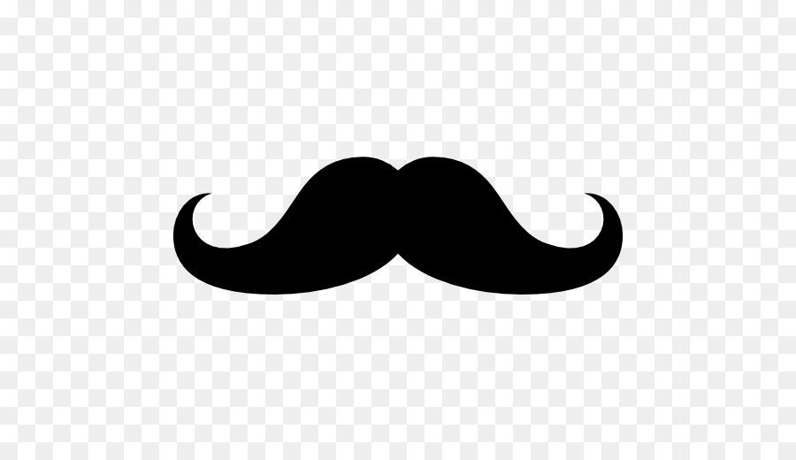 Clipart mustache beard. Handlebar moustache goatee clip