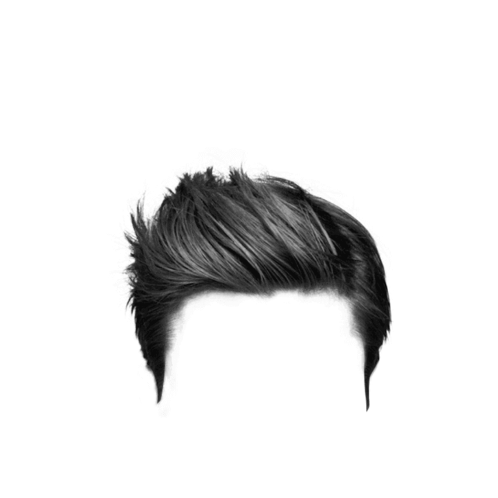Hair png images. Hairstyle transparent pluspng zip