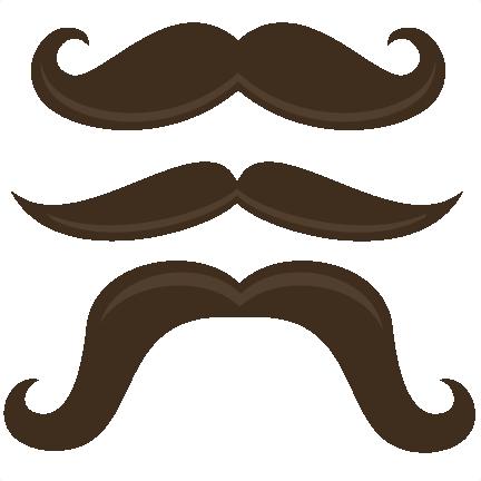 Moustache clipart brown. Free mustache download clip