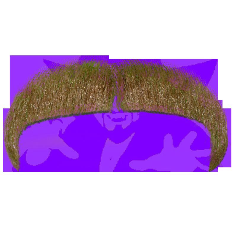 Moustache clipart file. Rainbow mustache realistic png